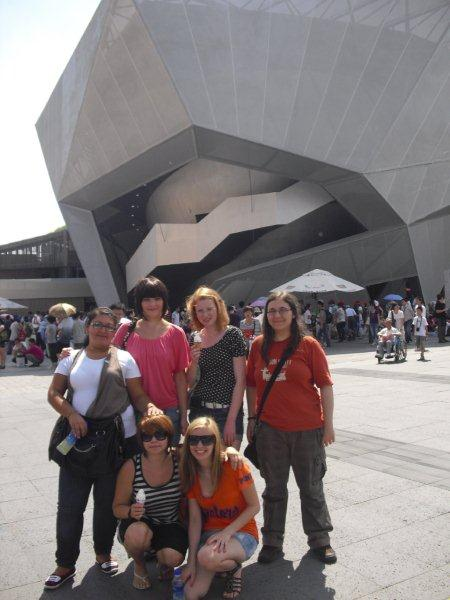 China27: Wir waren dabei: EXPO 2010 in Shanghai.